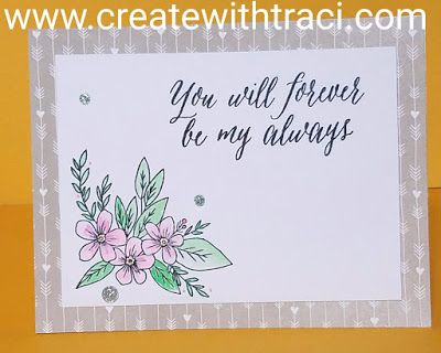 CTMH Anniversary Or Valentines Card Cards Pinterest