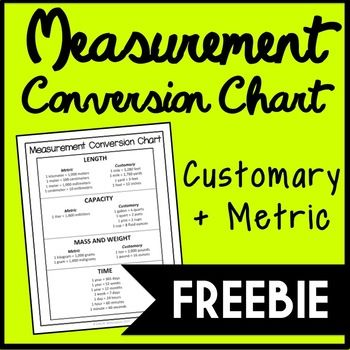 Best  Unit Conversion Chart Ideas On   Conversion