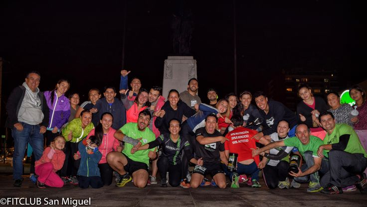 equipo fit club San Miguel #herbalife #herbalife24fit #fit #chile #santiago