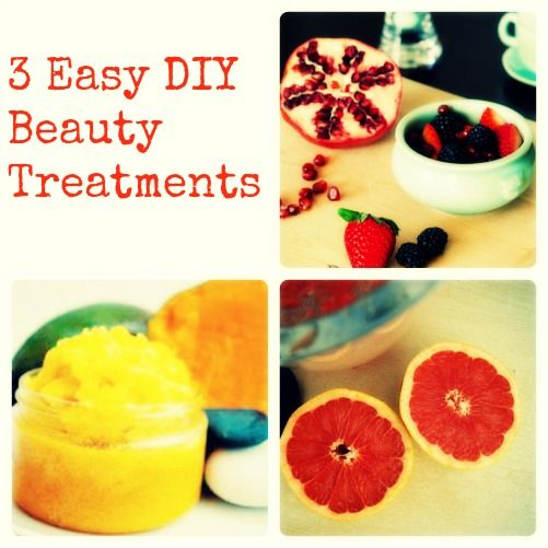 Plan a kid spa night: 3 Easy #DIY #Beauty Treatments you can whip up at home! - The Staten Island family: Kids Spa