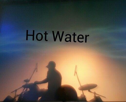 Hot Water! Amazing performance at Splashy Fen