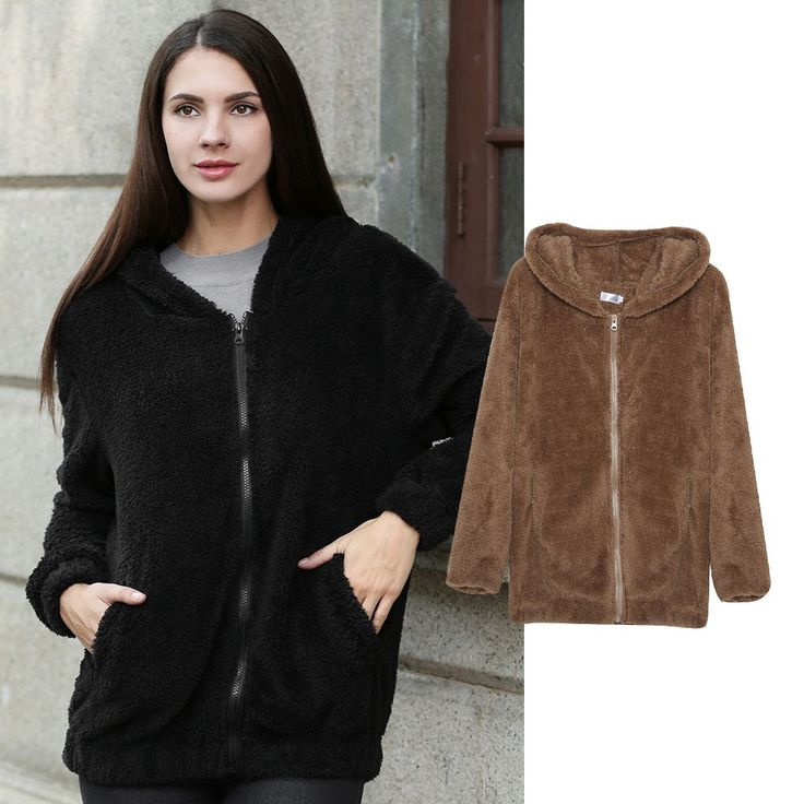 zwart of bruin vest/jas met oortjes en staartje €19,95