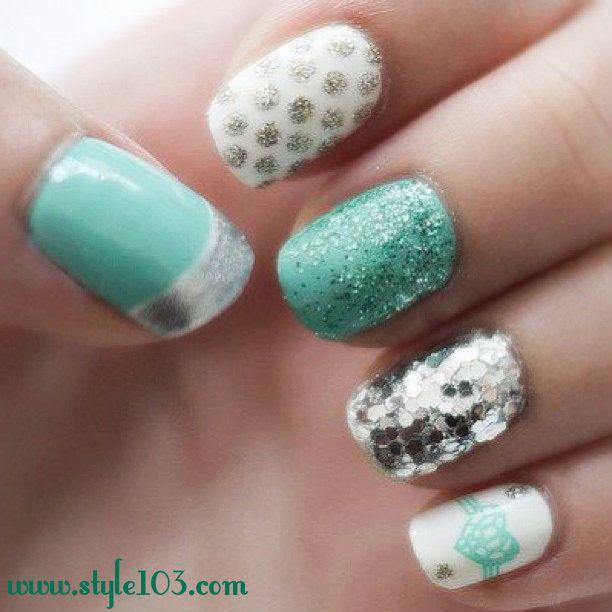 Cute+Nail+Designs+For+Summer | cute summer nails tumblr, cute nail ideas for summer, cute summer nail ...