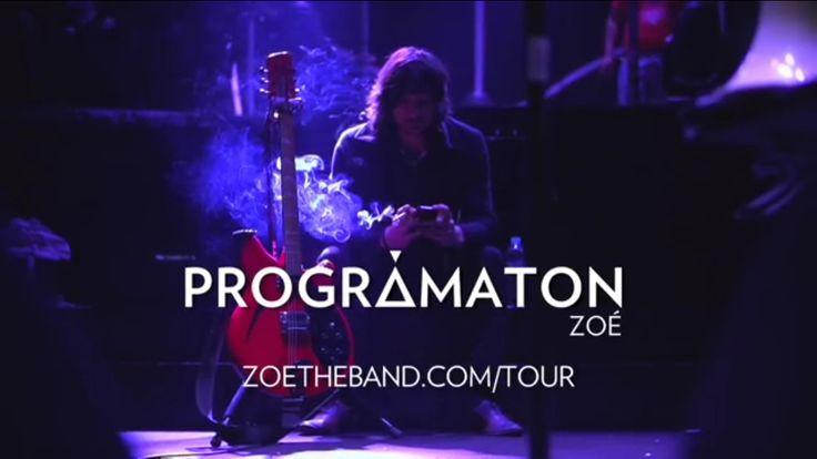 Prográmaton Tour Zoé