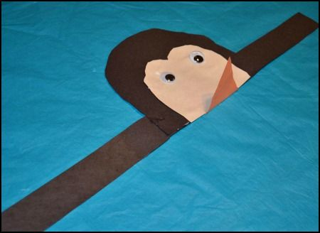 Penguin Headband Craft for Kids