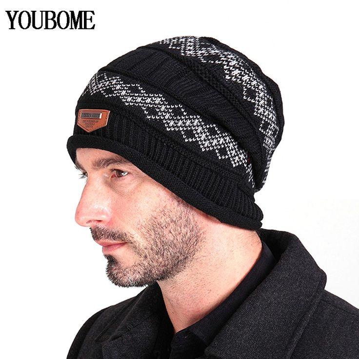 New Beanies Hat Winter Hats For Men Women Caps Skullies Knit Winter Hat Bonnet Brand Beanie Knitted Balaclava Knitted Cap 2017