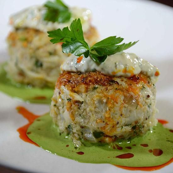 Most famous crab cake recipe