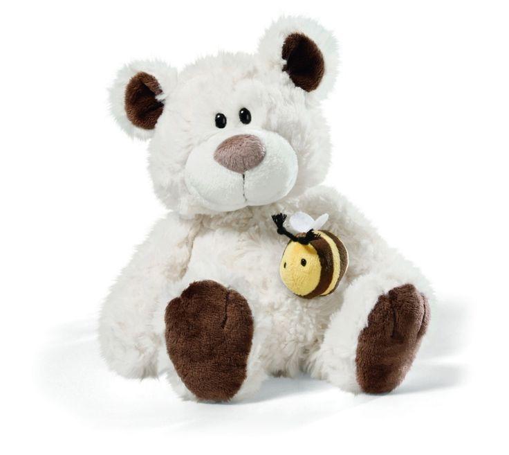 S medvídkem ti už nebude nikdy smutno :)