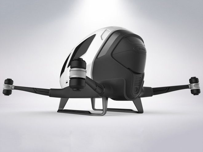 Fly Like a Boss With the Ehang Drone Copter http://ift.tt/1TLea2g