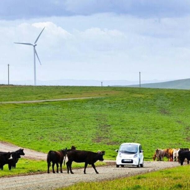 Odyseja elektryczna przemierza USA:-) http://www.citroen.pl/home/#/citroen-c-zero/