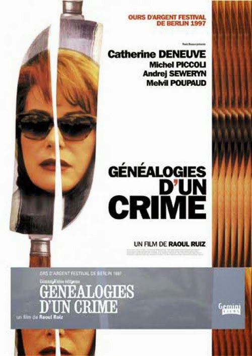 GENEALOGIES OF A CRIME (dir. Raul Ruiz, 1997)