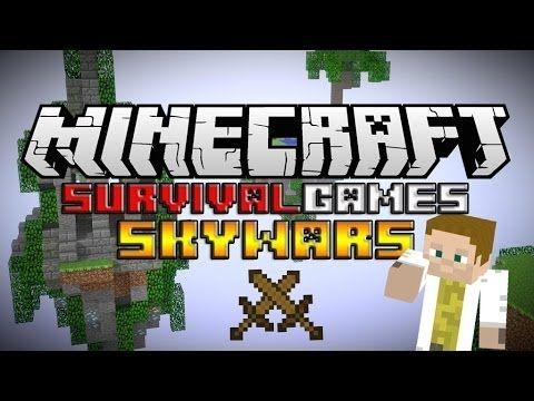 GEJMR a jeho SkyWars - Survival-Games.cz - http://www.worldbuzzmedia.com/2014/11/18/gejmr-a-jeho-skywars-survival-games-cz/