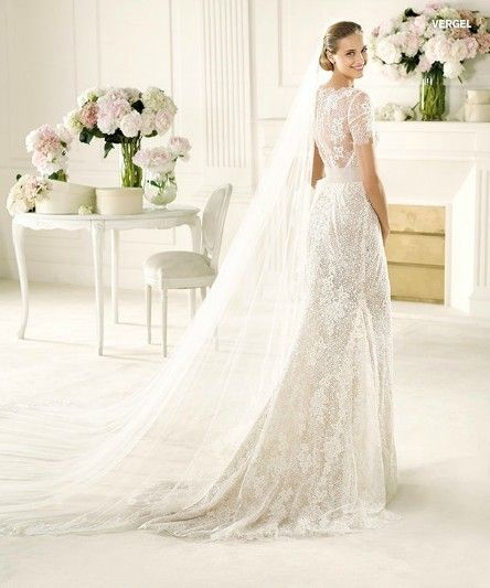 spanish wedding dress designer - Wedding Decor Ideas