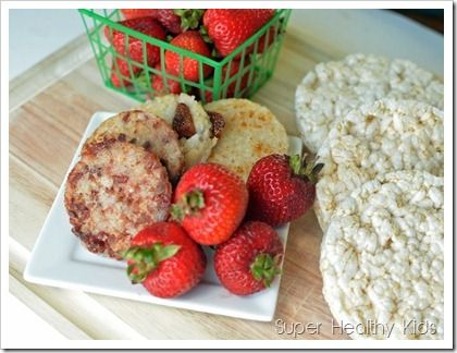 Flavored Rice Cakes- Super Healthy Kids