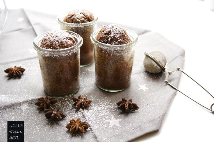 Rezept für winterlichen Punschkuchen im Glas | Kuchen | www.fraeuleinmeerbackt.wordpress.com