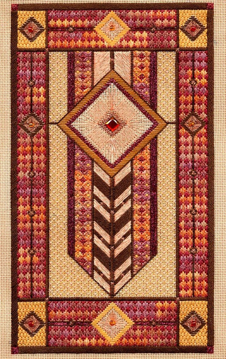 345 best needlepoint 3 images on pinterest cushions patterns prairie star on 18 ct canvas pattern 1600 includes beads jewels bankloansurffo Image collections