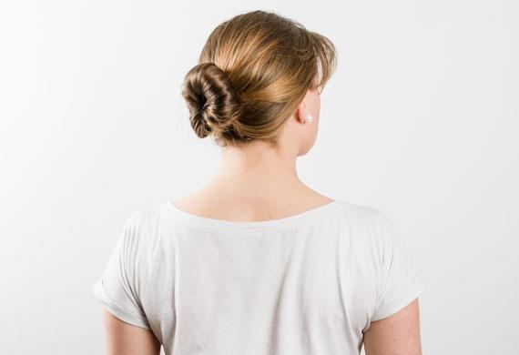 Hiusvinkit: Nuttura nutturalassolla