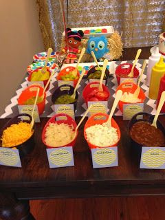 The Southern Front Door: Montgomery's Daniel Tiger 2nd Birthday Party