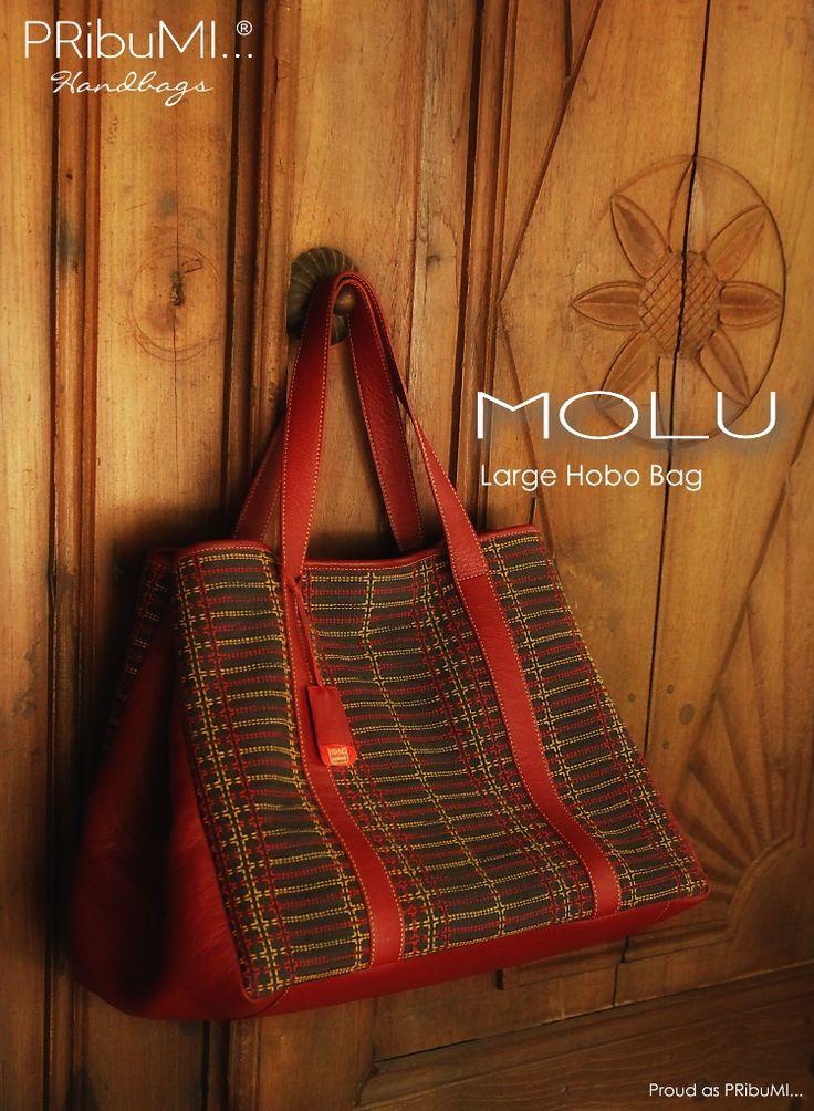 MOLU Large Hobo Bag by PRibuMI...®