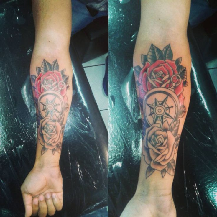 top 25 ideas about tatuagem bussola on pinterest bussola