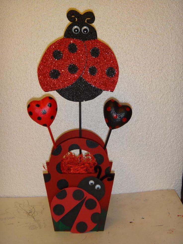 Best mariquitas ladybug images on pinterest