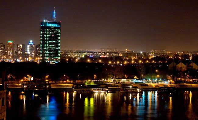 New World/Old City Belgrade