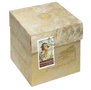 Эксклюзивная четырехуровневая упаковка конфет «Комильфо» собирает призы