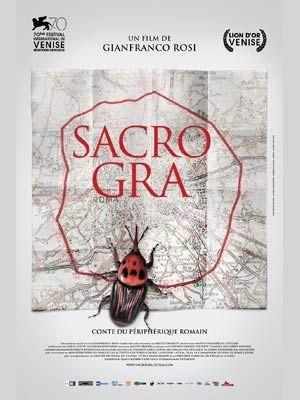 Sacro Gra – Gianfranco Rosi 'L'acronyme GRA (Grande Raccordo Anulare) désigne en Italie le périphérique romain, la plus longue autoroute du pays. Le documentariste Gianfranco Rosi ausculte aujourd'hui les marges du boulevard circulaire de la capitale italienne.'