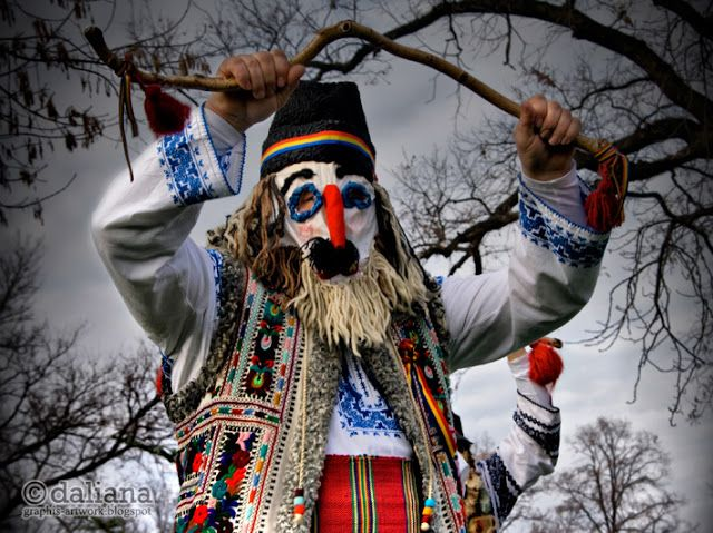 romanian christmas traditions - Google Search