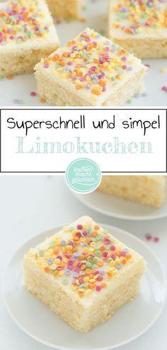 Diese farbenfrohe Konfetti-Torte sorgt für gute Laune! Es spielt keine Rolle, ob Sie …   – Snacks für kinder