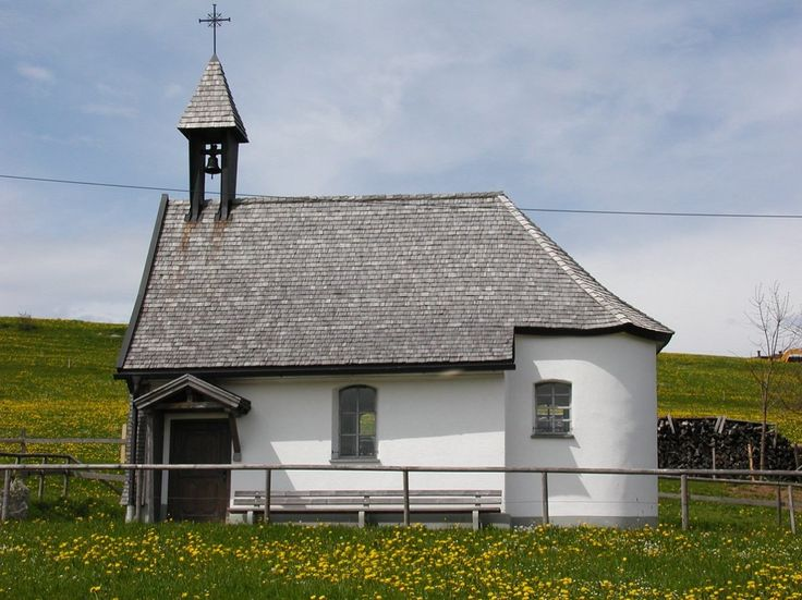 Wertach-Oberellegg, Kapelle Vierzehn Nothelfer