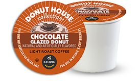 Chocolate Glazed Donut K Cup Calories