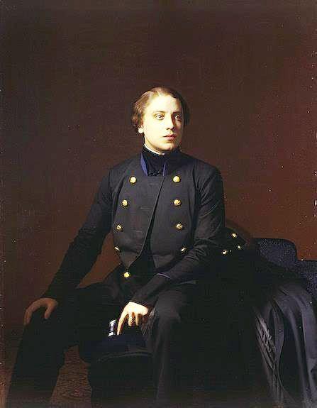 Николай Сергеевич Строганов (1836-1905), граф, камер-юнкер