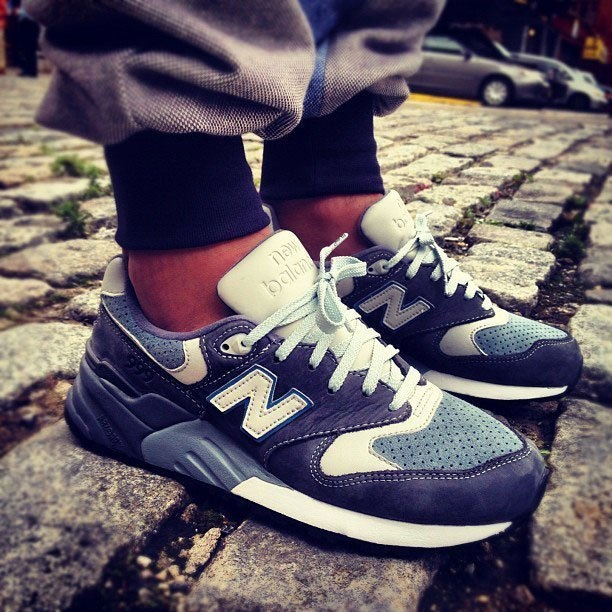 Fancy - Ronnie Fieg x New Balance 999 Steel Blue