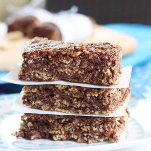 No-Bake Chocolate Lunch Box Treat