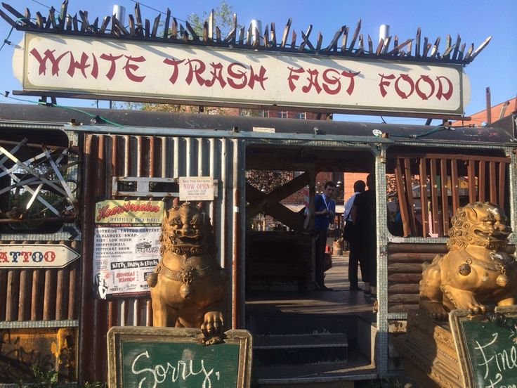 White Trash Fast Food in Berlin, Berlin