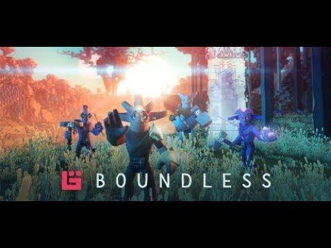 Boundless - az ÚJ Minecraft ?? Lehet ... elsőre.