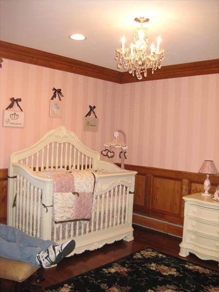 302 Best Pink And Brown Rooms Images On Pinterest Child