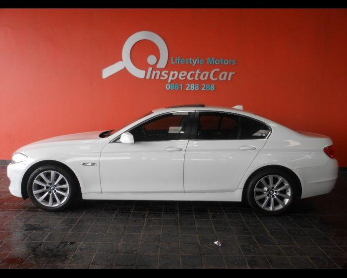 2011 BMW 520D (F10) STEP-TRONIC  , http://www.lifestylemotors.co.za/bmw-520d-f10-step-tronic-used-pretoria-tshwane-gau_vid_2333915.html