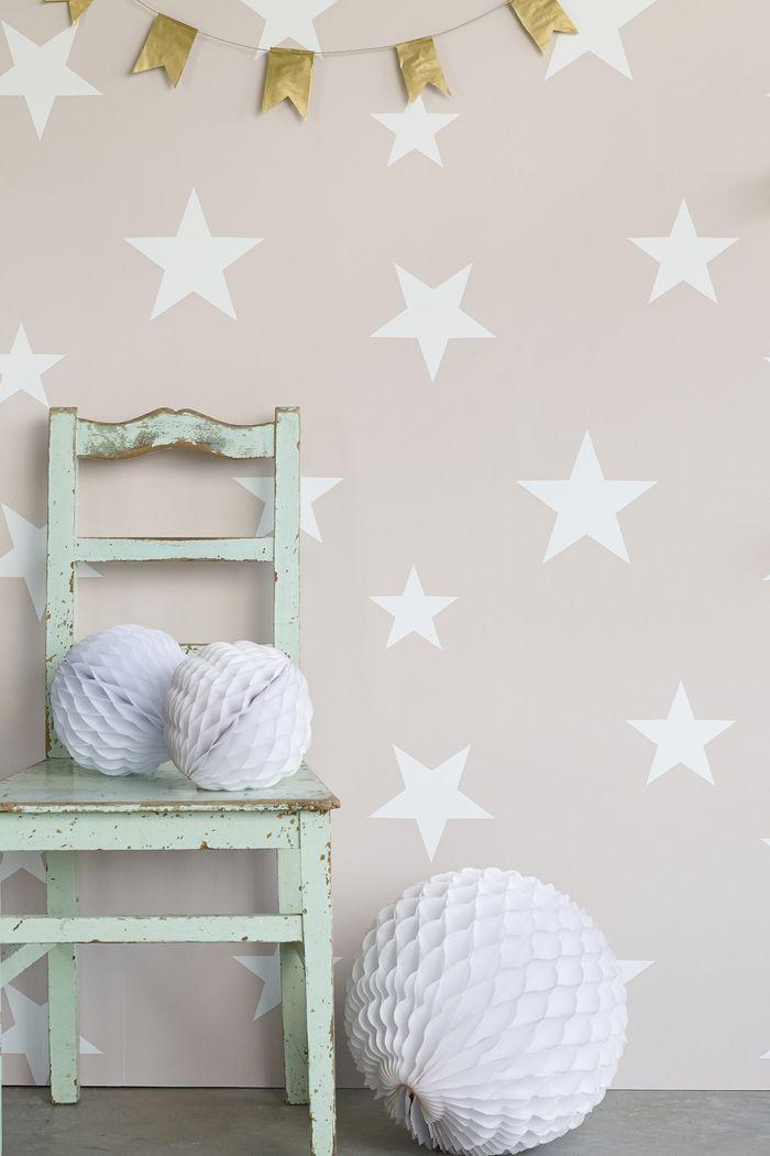 Bloesem kids | Hibou home wallpaper