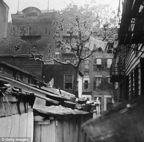 the true grit of american life in how the other half lives by jacob riis His book how the other half lives  this is true particularly of the poorest  jacob riis describes life in the tenements (1890) author.