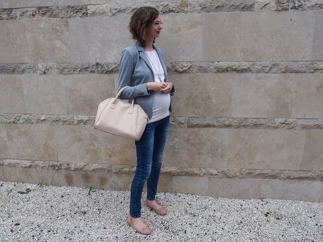 jeans&blazer&tee