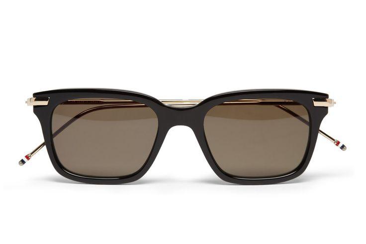 Thom Browne by Dita 2012 eyewear: safety first | EYE WEAR ...