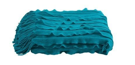 Ripple Throw Peacock   Throws for sale in Australia
