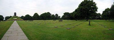 Cimetière militaire allemand de La Cambe — Wikipédia