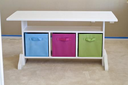 Storage Play Table - for upstairs play room