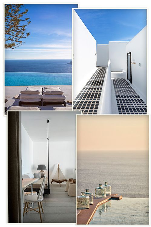 Situated a mere stone's throw from white sandy beaches and boasting a breathtaking view over the Aegean Sea, Utopia is the perfect spot to drop your suitcases when visiting the stunning Greek island of Mykonos.