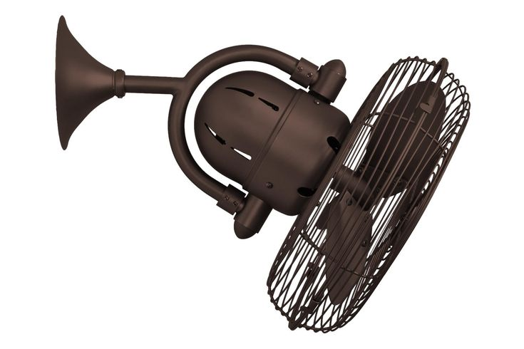 Oscillating Wall Mounted Fans Larger Picture Of