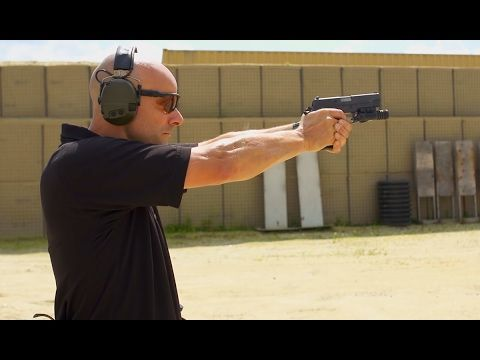 Adam Painchaud, director of the SIG Sauer Academy in New Hampshire, teaches a simple pistol drill that can improve your trigger-finger discipline and overall...