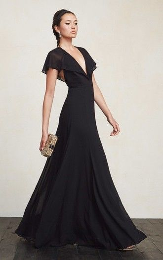 LBD with a bit of vintage flair.
